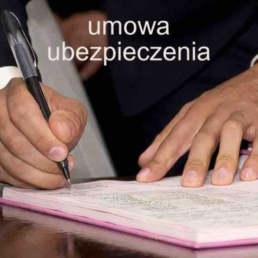 umowa ubezpieczenia należności