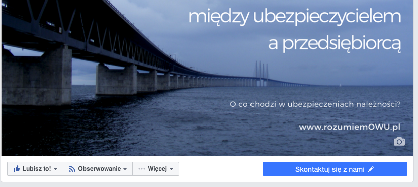 strona na FB