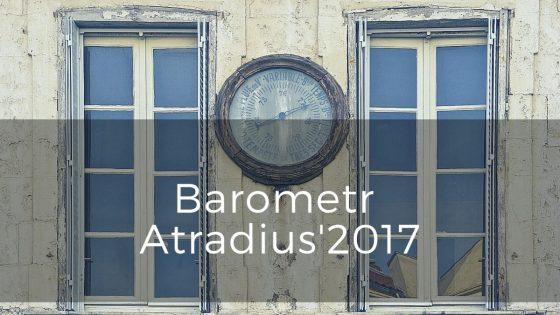 Barometr Praktyk Płatniczych – Europa Wschodnia, Atradiusmaj2017